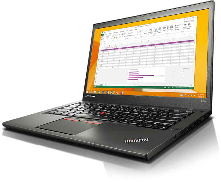 Lenovo Thinkpad T450s Review