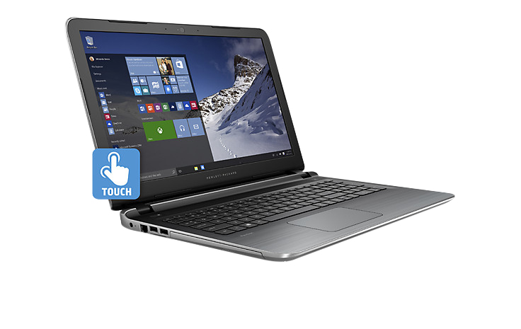 HP Pavilion 15t Touch laptop Review
