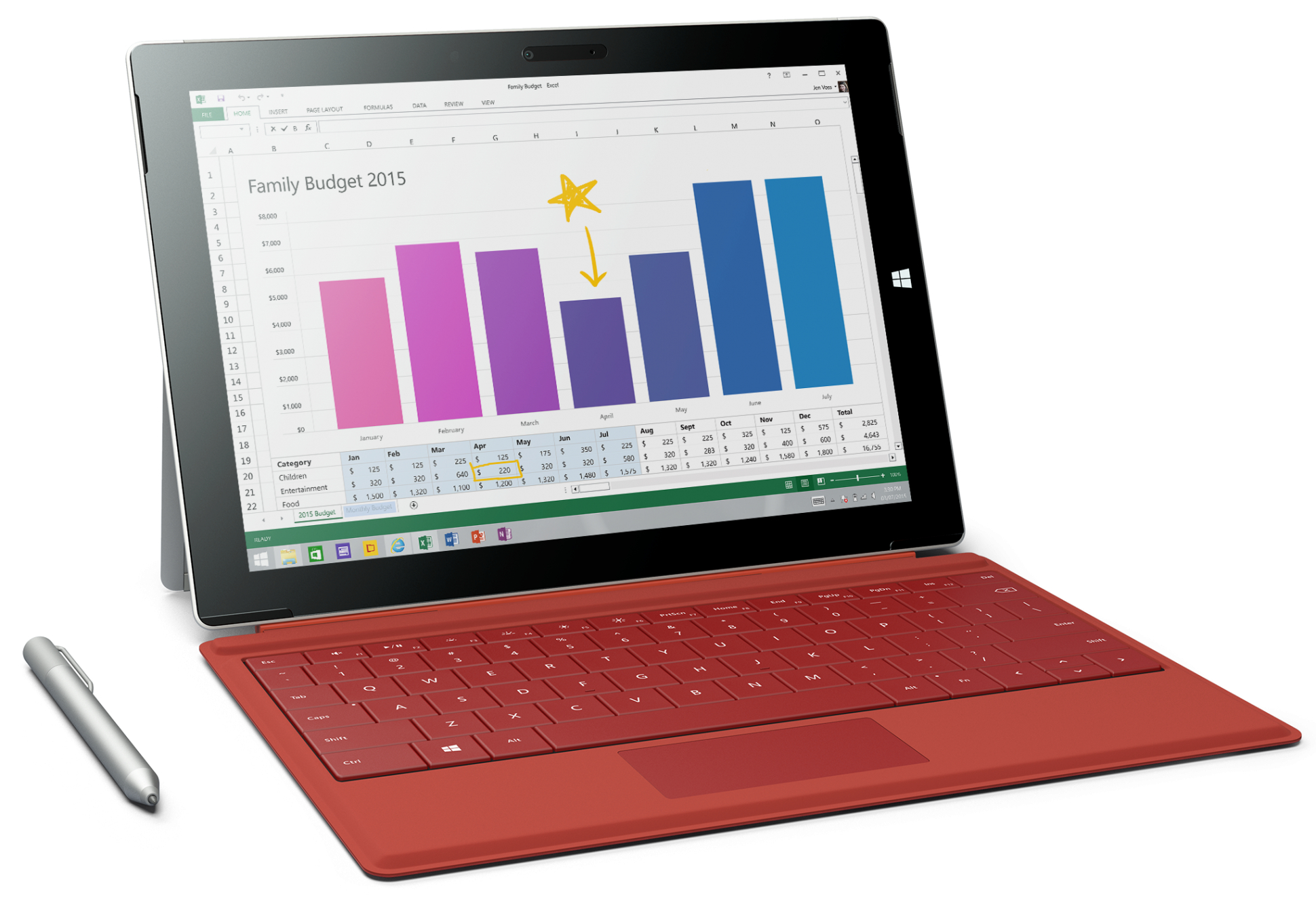 Microsoft Surface 3 Review