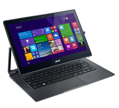 Aspire R7-371T-50ZE Convertible Notebook