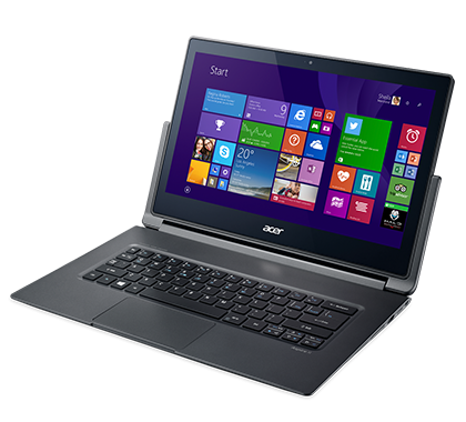 Aspire R7-371T-57SN Convertible Notebook