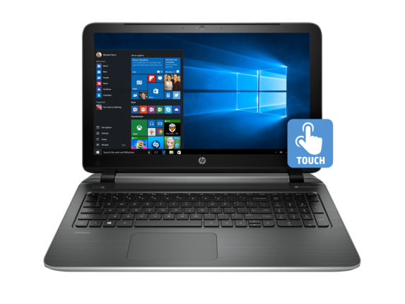 how to find which model your hp lap top is