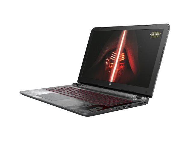 HP Star Wars Special Edition Notebook Review
