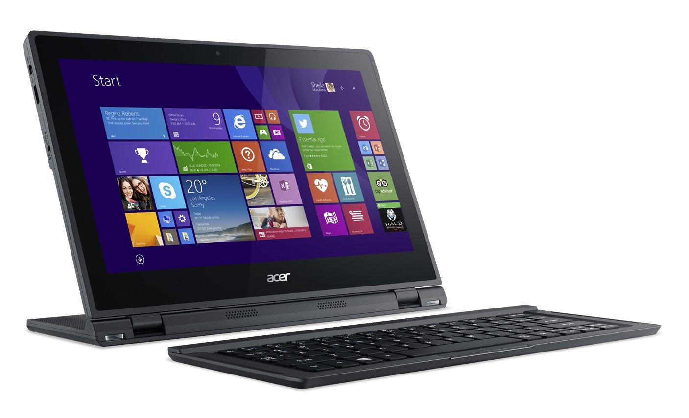 Aspire Switch 12 Convertible Notebook Review