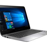 HP EliteBook Folio 1020 G1 Notebook-left ports
