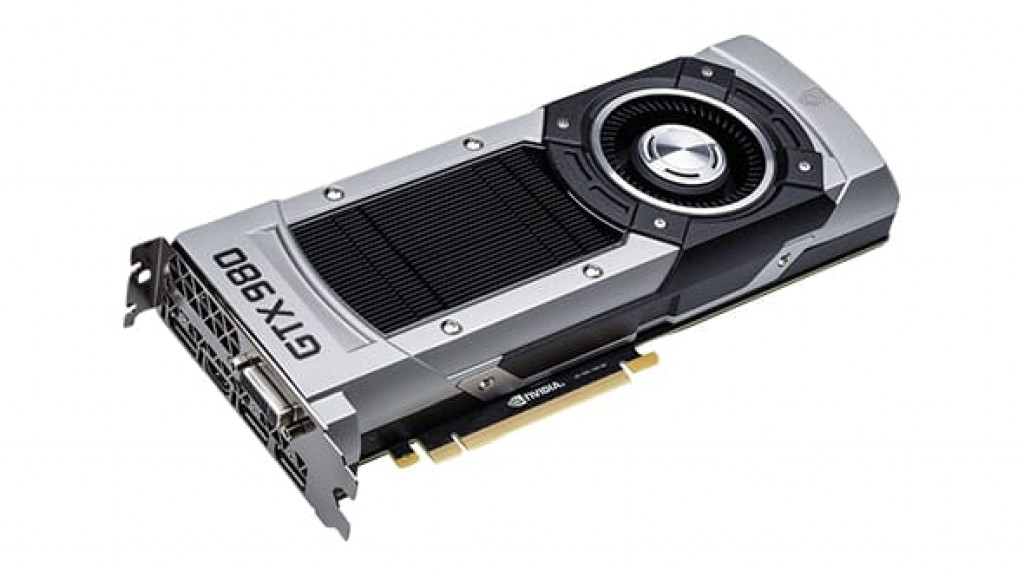 Dell NVIDIA GeForce GTX 980 4GB GDDR5 Graphics Card