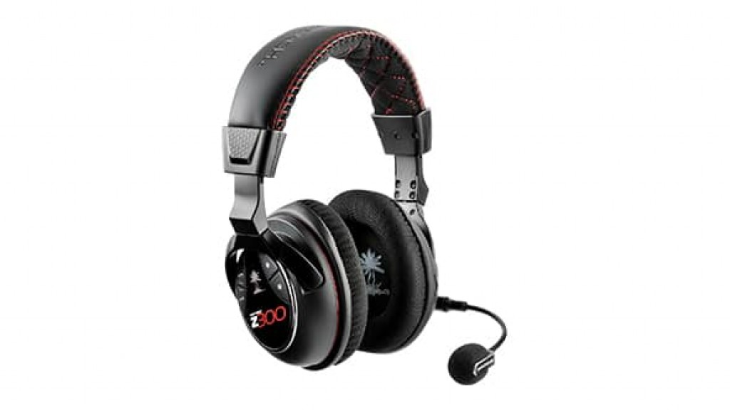 Turtle Beach Ear Force Z300 Gaming Headset