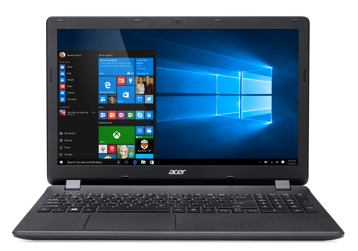 Aspire ES 15 ES1-531-P0JJ Laptop