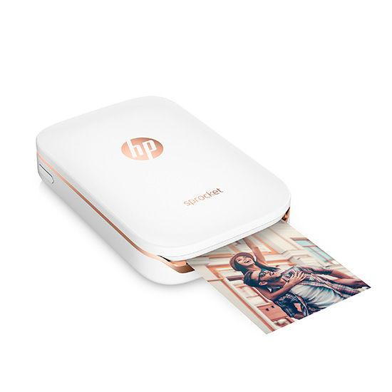 HP Sprocket – Portable Photo Printer