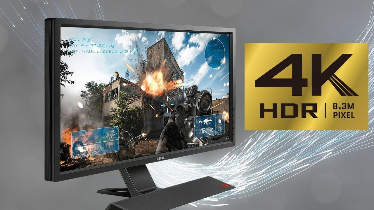 What Type Of Hard Drive Should I Buy With 4k Gaming Monitor?