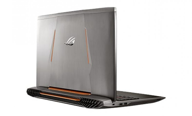 ASUS ROG G752VY-DH78K Signature Edition