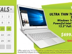 Acer 7 days of Deals | Day 1