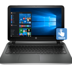 HP Pavilion 15-p284nr Notebook  (Touch)