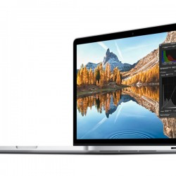 The Macbook Pro 13-inch 2015