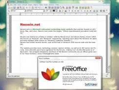 FreeOffice Suite 2018 for Students Who Use Linux